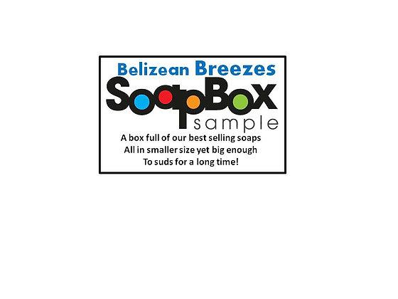 Soap Box Sample !
