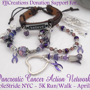 Pancreatic Cancer ~ PurpleStride - NYC