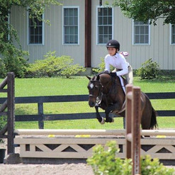 Sydnie and Giselle competing in the shor