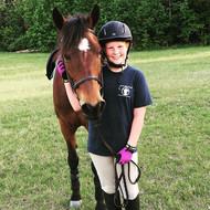 Helena and Girlie had a great lesson in