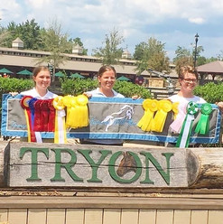 We had such a great weekend at Tryon! Th