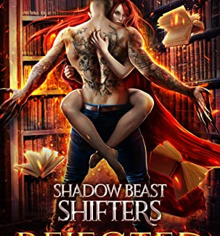 Book Review: Rejected (Shadow Beast Shifters #1) by Jaymin Eve