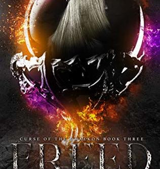 Review: Freed (Curse of the Draekon #3) by Samantha Britt
