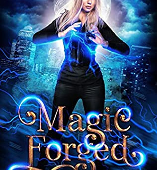 Book Review:  Magic Forged (Hall of Blood and Mercy #1) by K.M Shea