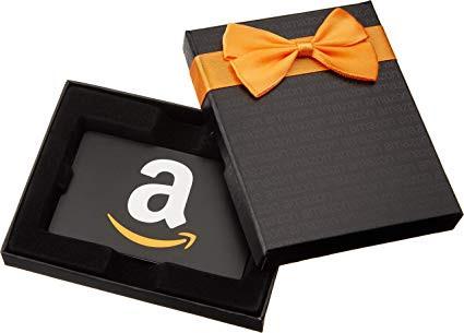 Christmas Bookish Giveaway : Amazon Gift Card