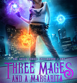 Book Review: Three Mages and a Margarita by Annette Marie