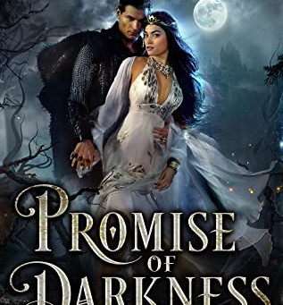 Book Review:  Promise of Darkness(Dark Court Rising #1) by Bec McMaster