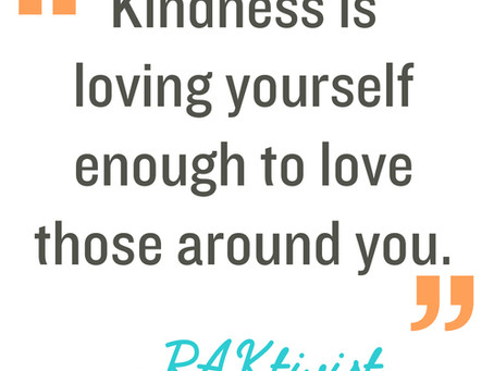 365 Kindness: Year 1, Day 7