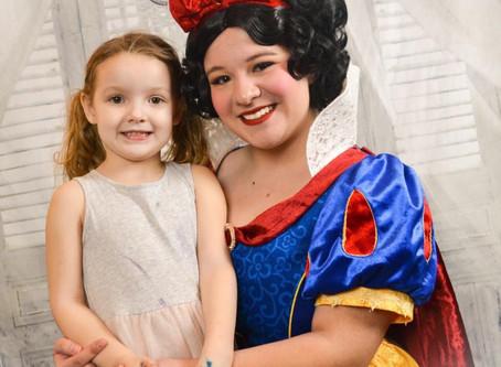 365 Kindness: Year 1, Day 57 - Party Princess Ottawa