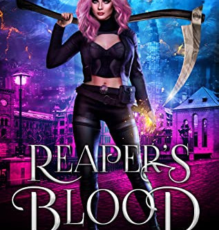 Book Review: Reaper's Blood(The Grimm Brotherhood #1) by Kel Carpenter and Meg Anne