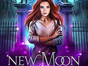 Book Review: New Moon (Alpha Wolf Academy #1) By J.J King