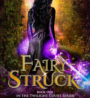 Book Review:  Fairy-Struck (The Twilight Court #1) by Amy Sumida