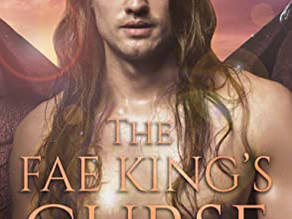 Book Review:  The Fae King's Curse (Between Dawn and Dusk #1) by Jamie Schlosser
