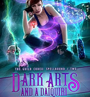 Book Review: Dark Arts and a Daiquiri by Annette Marie