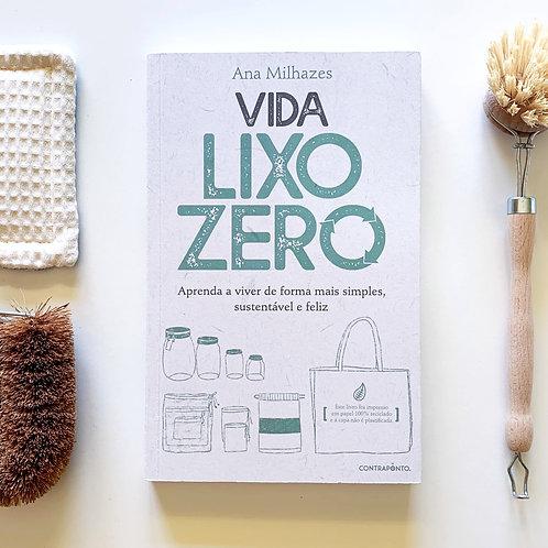 "Livro ""Vida Lixo Zero"" por Ana Milhazes"