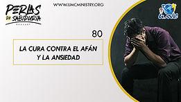 80 La Cura Contra El Afan Y La Ansiedad.