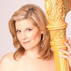 Kirsten Agresta Copely, harp