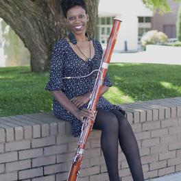 Maya Stone, bassoon