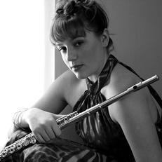Kristen Holritz, flute