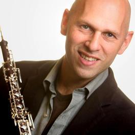 Jared Hauser, oboe