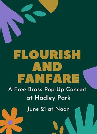 Flourish and Fanfare