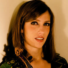 Alicia Enstrom, violin