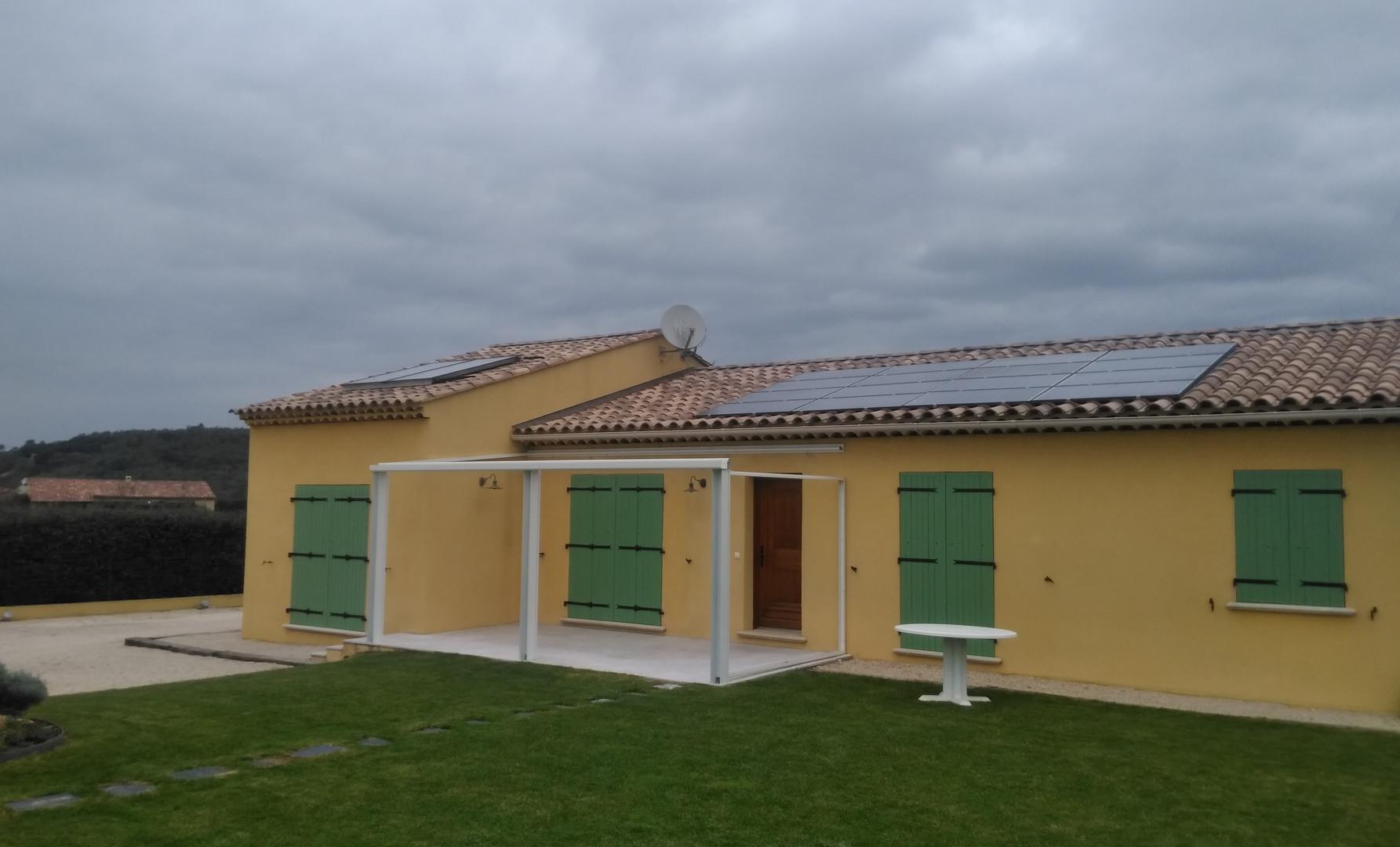 Véranda Rians 83560