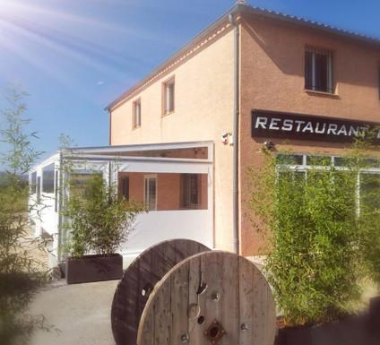 restaurant Bar A Vin Pourrières 83910