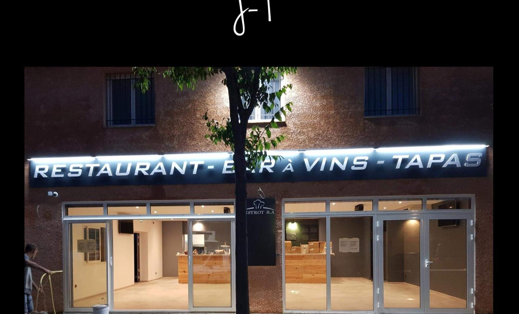 Les Alus ... du Restaurant de Pourrieres