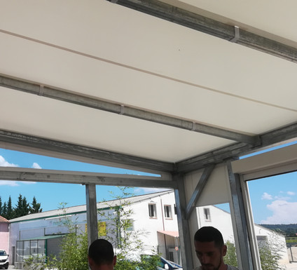 veranda pourrieres 83910 L' equipe ASBF