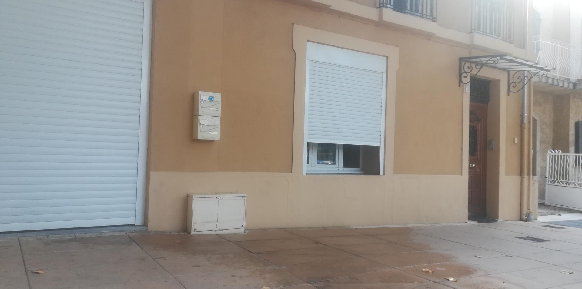 Porte de Garage Monobloc