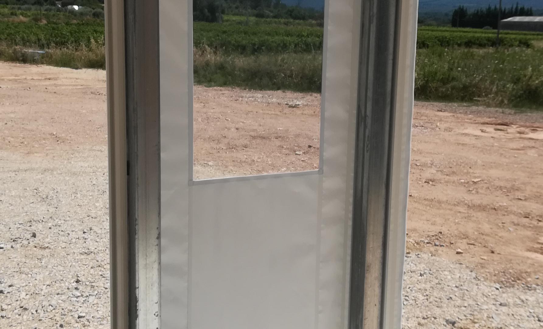 cristal pour terrasse restaurant pourrieres 83910