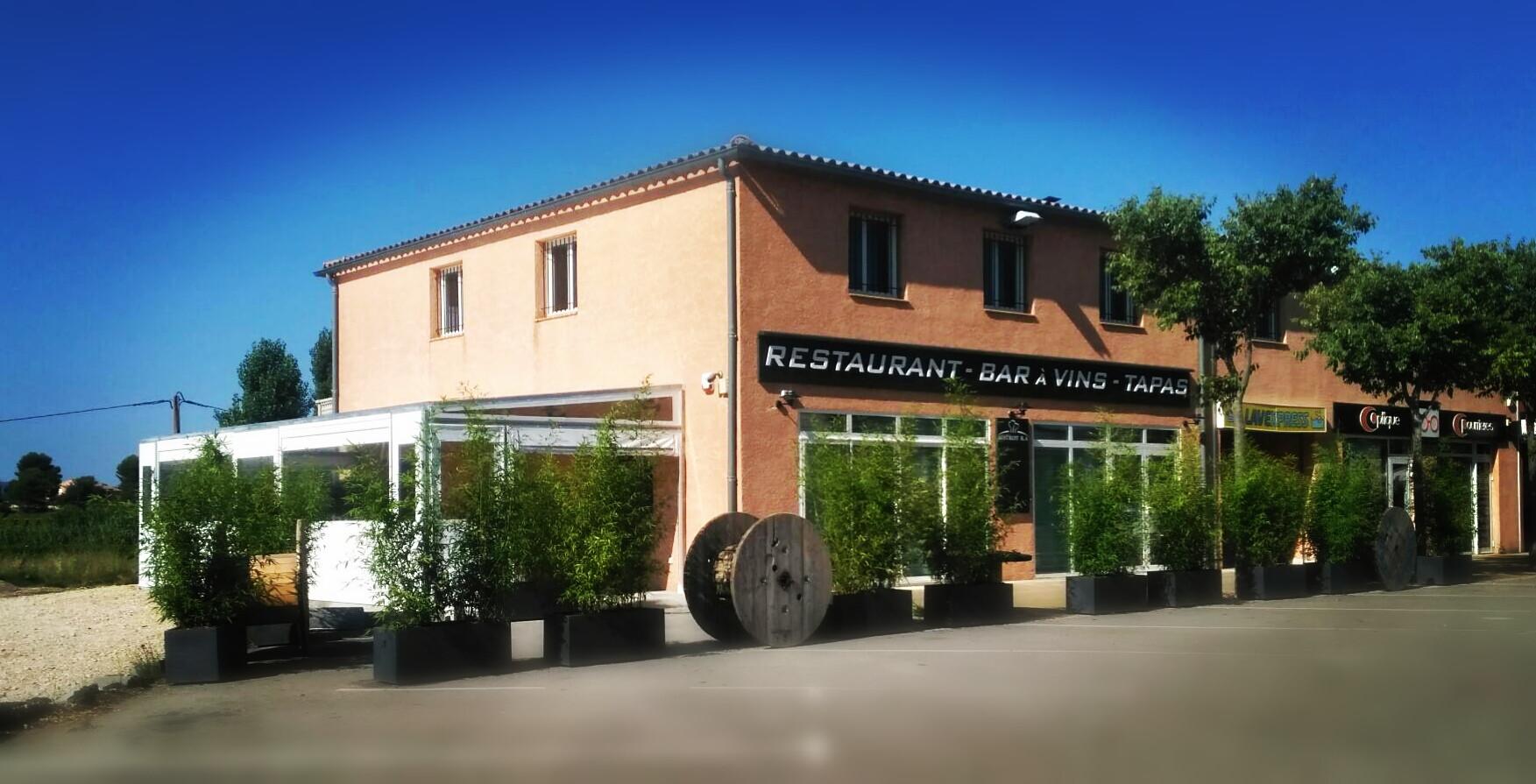 terrasse de restaurant bistrot BA