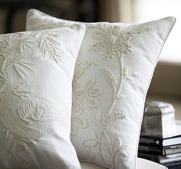 Applitenda usare tende vecchie per creare cuscini