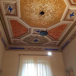 Tendaggi per Villa Storica Veronese