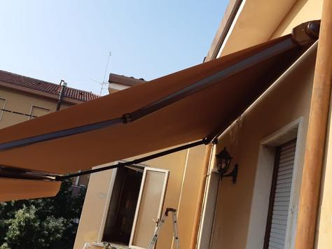 3 motivi per installare una Tenda da Sole in Autunno
