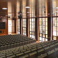 Tendaggi per Auditorium