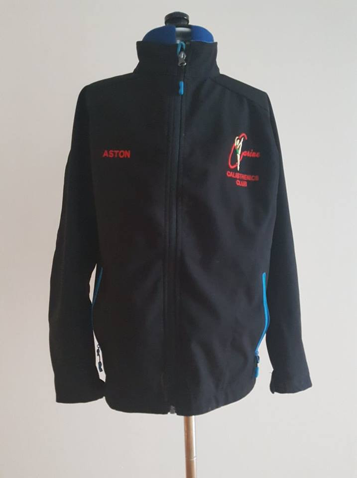 Optional Club Jacket