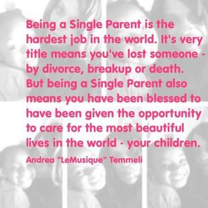 #SingleParent