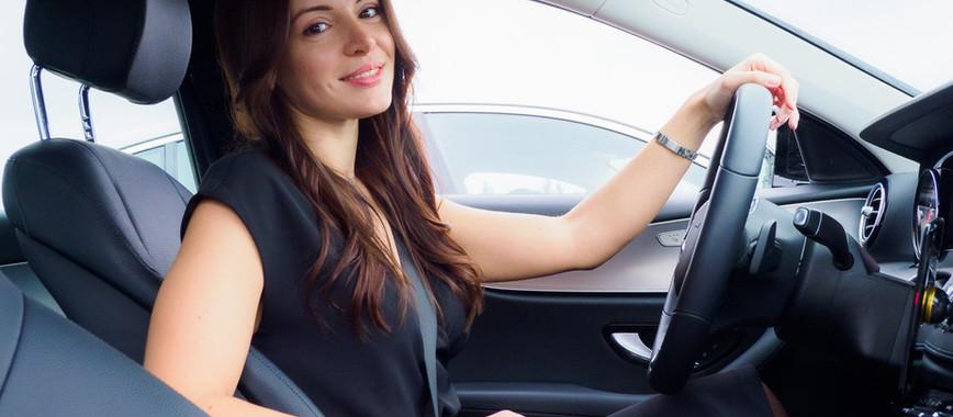 Женщина таксист - это безопасно?