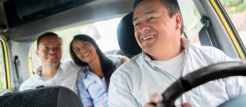 «А поговорить?» - Разговоры таксиста и пассажира: ЗА и ПРОТИВ