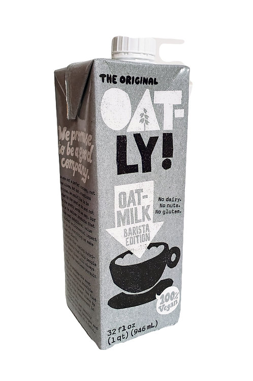 Oatly Oat Milk - Barista Edition