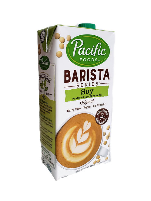 Soy Milk - Pacific Foods Barista Series