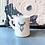 Thumbnail: TCB Classic Diner Mug feat. Steve the Jackalope - NATURAL
