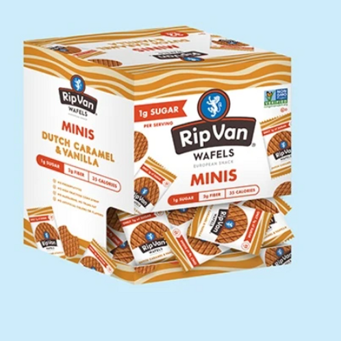 Rip Van Wafels - Mini Singles