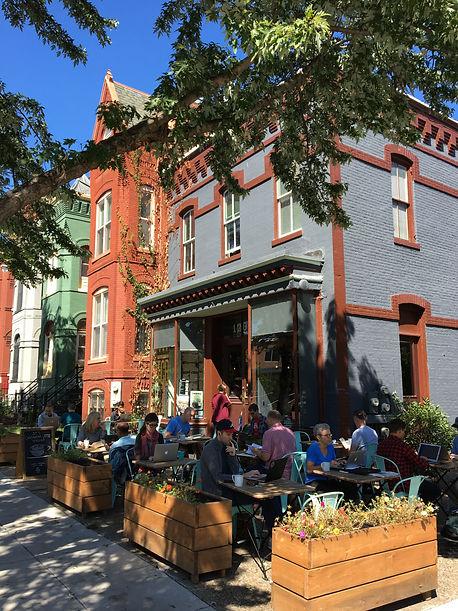 TCB, coffee shop, The Coffee Bar