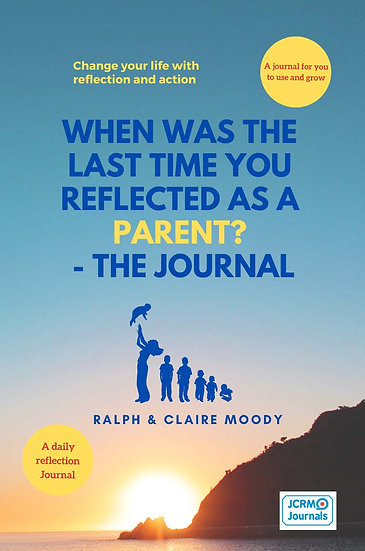 Parent Reflection Journal