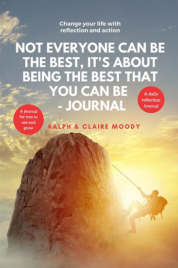Being The Best You Can Be Journal