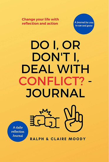 Do I, or Don't I, Deal with Conflict Journal