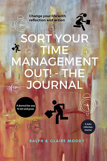 Sort Your Time Management Out! Journal